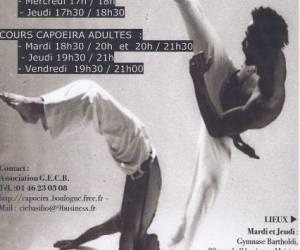 G.e.c.b. / pôle danse musique capoeira / compagnie clau
