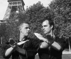 Académie de wing tsun kung fu paris