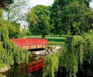 Parc de boulogne edmond-de-rothschild
