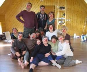 Compagnie de théâtre cent visages
