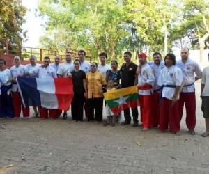 Comité national de bando et boxe birmane