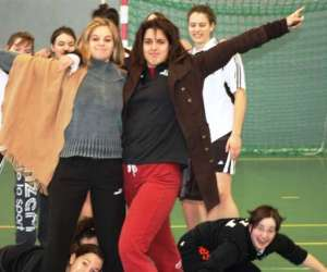 Saint michel sports handball