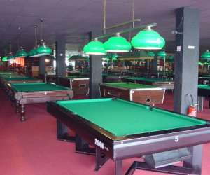 Billard club / pub -- lilie
