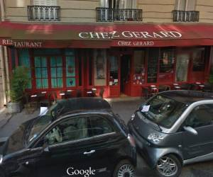 Restaurant chez gérard