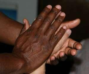 Massage sensitif de bien etre