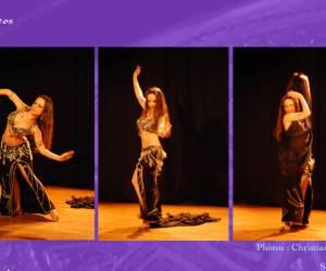 Cours de danse orientale - myrto