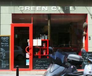Green café
