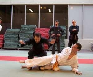 Groslay arts martiaux