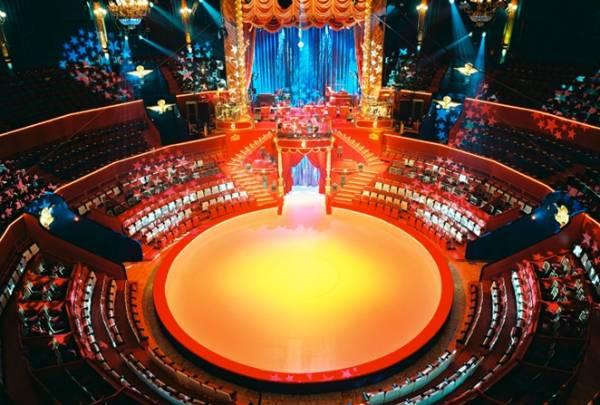 Cirque d 39 hiver bouglione paris 11eme arrondissement 75011 t l phone horaires et avis - Dessin d un chapiteau de cirque ...