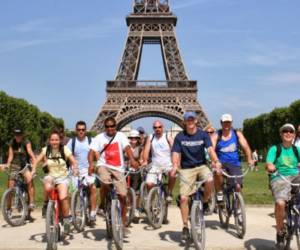 Fat tire bike tours-paris