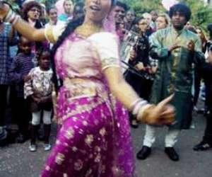 Danse indienne a paris