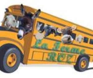 Ferme pédagogique itinérante