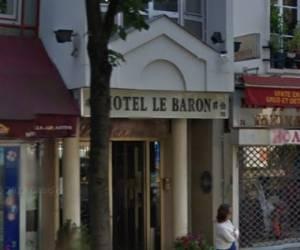 Hotel le baron
