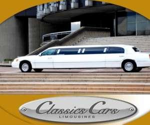 Classics cars limousine