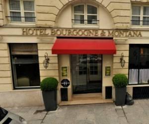 Hotel bourgogne et montana