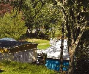 Camping henri queuille