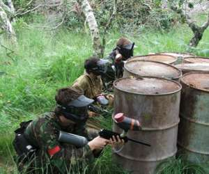 Paintball sensation st junien asssociation sportive