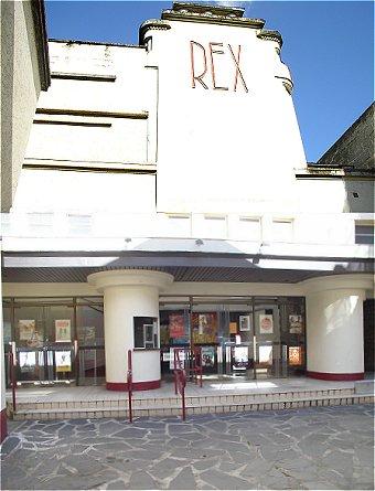 Cinema rex à Brive la gaillarde 9 - Téléphone, horaires et avis