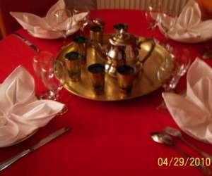 Restaurant oriental royal berbere