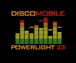 Disco mobile power light 23