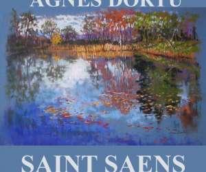 Agnès dortu, artiste peintre.