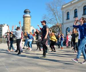 Espace danse et fitness