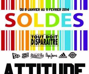 Attitude street wear