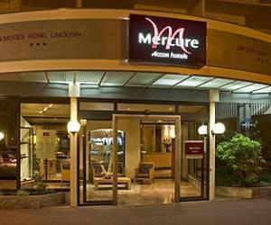 Hôtel mercure royal limousin