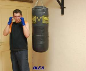 Boxing club st laurent/gorre