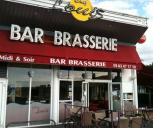 Bar brasserie chez louis