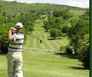Golf club de l