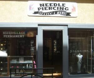 Needle piercing