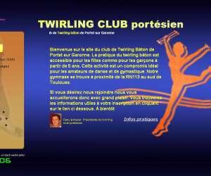 Club de twirling baton de portet sur garonne