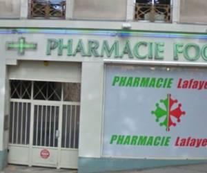 Pharmacie foch