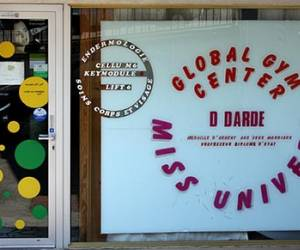 Global gym center