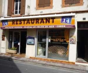 "Restaurant  le ""14"""