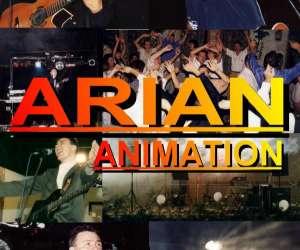 Arian - animation artistique