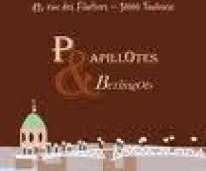 Papillotes et berlingots