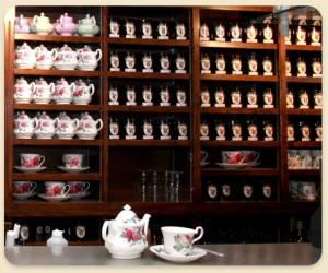 Au jardin des thés