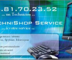 Technishop service