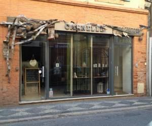 Salon de thé cannelle