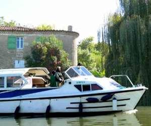 Boat in france