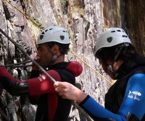 Canyoning et escalade avec maël loizance