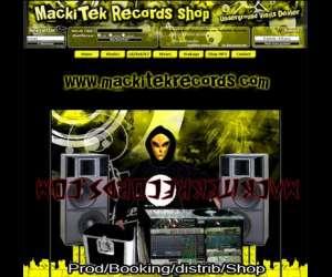 Underground electronik musik