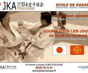 Jka toulouse - ecole de karate shotokan a toulouse