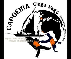 Ginga nagô so capoeira