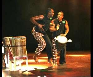 Danse africaine et percussions africaines