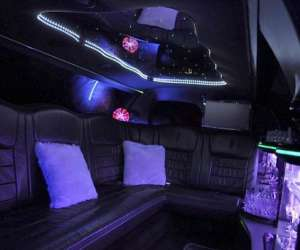 Black pearl limousine