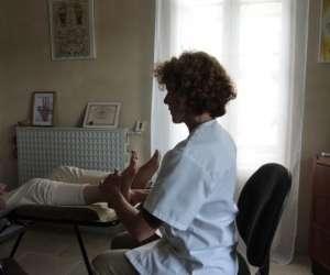 Maryse revolat . reflexologie et relaxation. seances et