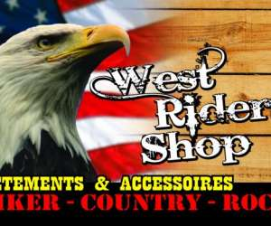West riders shop